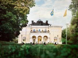 Villa Aske, Bro