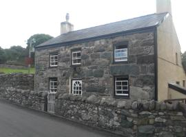 Ship Cottage, Llanrug