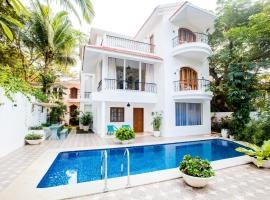 Aguada Anchorage - The Villa Resort, Candolim