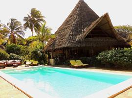 Lions' House Wellness Boutique Hotel, Malindi