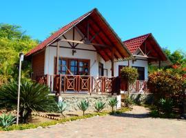 Oceanic- Hosteria y Restaurante, Puerto López