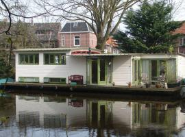 Holiday home Woonboot Watergeus, Leiden