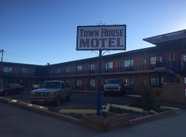 TownHouse Motel, Guthrie