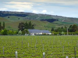 Dunnolly Vineyard Bed & Breakfast, Waipara