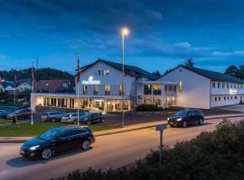Almaas Hotell Stord