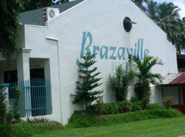 Brazaville Beach Resort, Hinoba-an