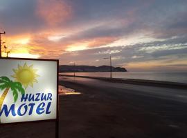 Huzur Motel, Çınarcık