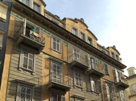 Atlantico Turin apartment