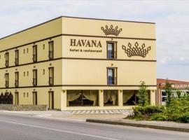Hotel Complex Havana, Tîrgu Ocna