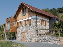 Weinberg Lodge - Presshaus, Klöchberg