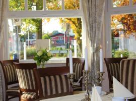 Hotel & Café Strandeck, Prerow