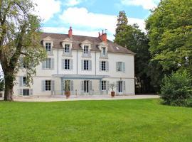 Château de tailly, Meursault