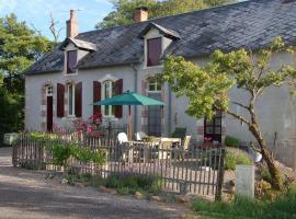 Fermette Maux, Dun-sur-Grandry