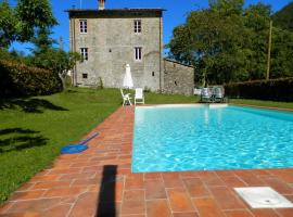 Holiday home Paola, Pescaglia