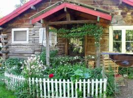 Rock's Heim Organic Farm, Villa Mascardi