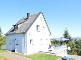 Villa Hochwald, Geisfeld
