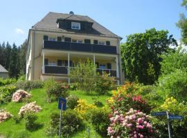 Villa Goldbrunnen, Bad Elster