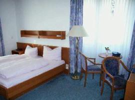 Hotel Garni Wilhelmsruher Damm, Berlin