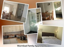 Warmbad Apartments, Villach