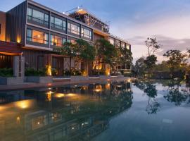 North Hill City Resort, Hang Dong
