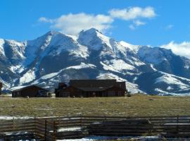 Yellowstone Rustic Ranch, Emigrant