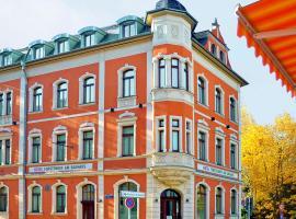 Hotel & Apartments Fürstenhof am Bauhaus, Weimar