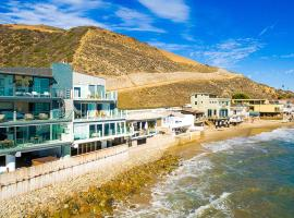 Las Tunas Beach Retreat 118559-105061, Topanga Beach