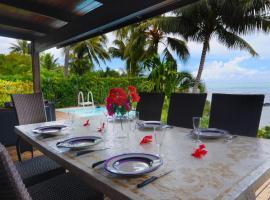 Maharepa Beach Villa, Moorea