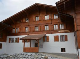 Apartment Mireille Nr. 4, Gstaad