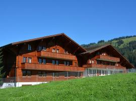 Apartment Anne (1. Stock), Gstaad