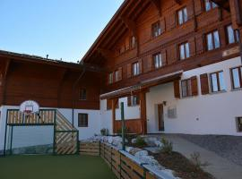 Apartment Mireille Nr. 6, Gstaad