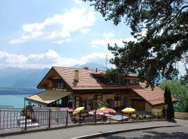 Holiday Home Gare de Glion, Montreux