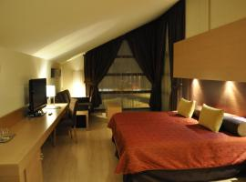 Hotel Galanthus & Spa, Incles