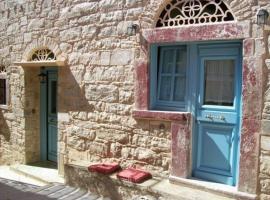 Villa Dafni Chios, Vounós
