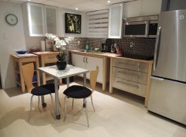 Toronto Vacation Home Rentals - Executive Underground One-Bedroom Apartment