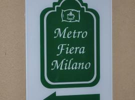 Affittacamere Metro Fiera, Pero