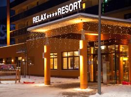 Relax Resort Hotel Kreischberg, Sankt Georgen ob Murau