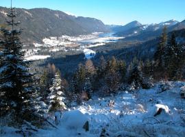 Kraners Alpenhof, Weissensee