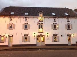 Hotel De Gravin, 's-Gravenzande