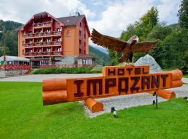 Hotel Impozant, Valča
