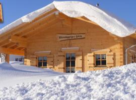 Pfenniggeiger-Hütte, Philippsreut