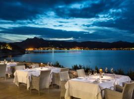 Hotel La Rocca Resort & Spa, Baja Sardinia