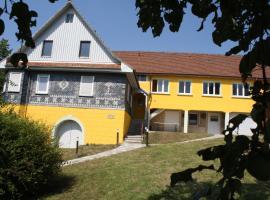Casa Mia, Vorbachzimmern