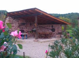 chambre d'hôtes de Lacquier, Nauviale