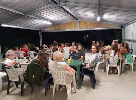 Camping le Saint-Jacques, Laas