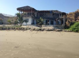 Casa de playa Velumi, Bocapán