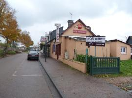 Le café du havre, Notre-Dame-de-Gravenchon