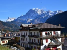Albergo Alpino, Falcade