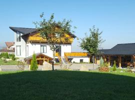 Villa Swiss, Săcele