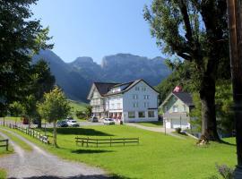 Gasthaus Alpenblick, Weissbad